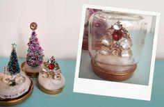 Let's Craft: Make Your Own Snow Globe! | ModernMom.com