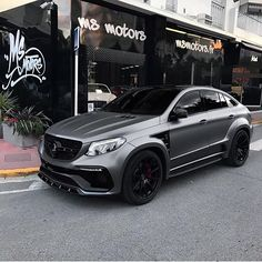 Instagram media by arabmoneyofficial - GLE63s Coupe @msmotors #ArabMoneyOfficial