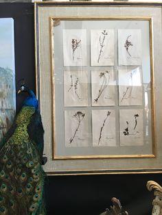 Nashville Antiques and Garden Show. Home Decor Accessories, Decorative Accessories, Decor Interior Design, Interior Styling, Artwork Display, Garden Show, Craft Organization, Hanging Art, Paper Texture