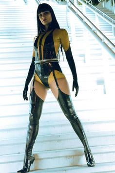 Silk Spectre II. For sure my upcoming halloween costume.
