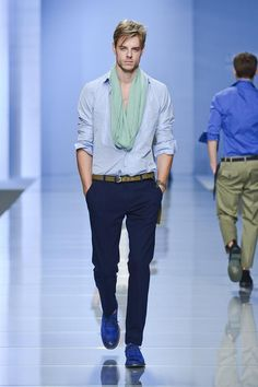 Ermanno Scervino Men's S/S '13