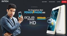 Intex Aqua Power HD is a nice android phone with amazing features at low price. to buy or know more, log on to imastudent.com