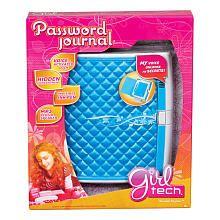 "Password Journal - Turquoise - Mattel - Toys ""R"" Us"