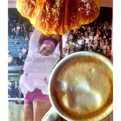 Breakfast with Serena ❤❤❤❤❤❤❤