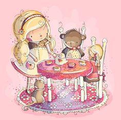 Детский волшебный иллюстратор Rachelle Anne Miller SKRMASTER.BY — Handmade ярмарка Беларусь