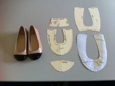 nuestro alumno Victor Hdez. Rodes en el curso de Diseño y Patronaje de calzado …