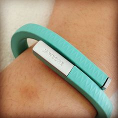 """Because knowledge of any kind is power. Loving my new Jawbone UP!"" - Emily"