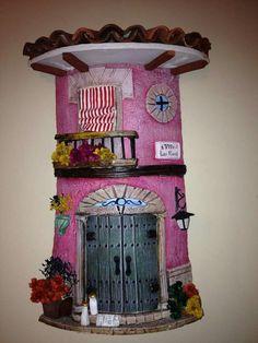 Decor Crafts, Art Decor, Home Decor, Cookie Favors, Clay Art, Rock Art, Hd Wallpaper, Seal, Clock