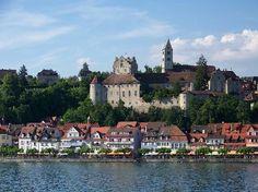 Meersburg, Germany...
