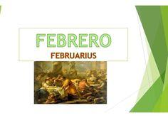 Februarius, por José Luis Urbano