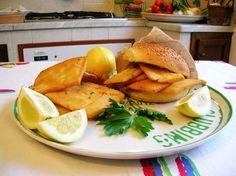 Panelle Siciliane Fatte in Casa