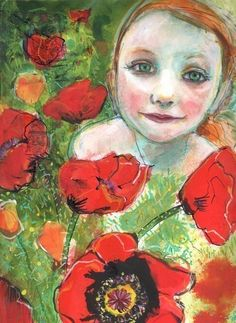 Maria Pace-Wynters - Looking For Fairies In The Garden