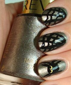 So Over Crazy Costumes? Show Your Spooky Spirit With Rad Nail Art
