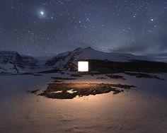 """""""Alternative Landscape – Icefield"""" – Benoit Paillé©"""