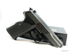 Walther P5 with Box Manual & Target.  Very Nice.  Guns > Pistols > Walther Pistols > Post WWII > P5