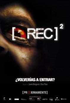 [Rec] 2 Poster (11 x 17 Inches - 28cm x 44cm) (2009) Mexican Style A reproduction poster print