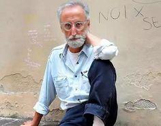 """Antonio Moresco: """"I miei libri nascono da dolore e solitudine"""""""