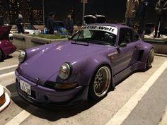 RWB at Tarumi parking Rauh Welt, Japan Cars, Porsche Cars, Future Car, Bullshit, Cars Motorcycles, Skeleton, Dream Cars, Transportation