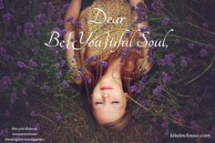 Dear Be {You} tiful Soul,  Today my thoughts are towards those who are struggling with feeling overwhelmed by life issues. Maybe you are a tired mom who feels exhausted a…
