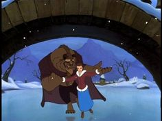 Beauty and The Beast: The Enchanted Christmas. I really like this one too
