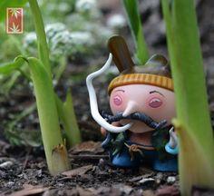 Japanese Toys, Garden Sculpture, Characters, Outdoor Decor, Figurines