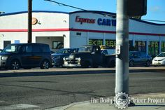 Street Spot: Truck Around the Corner