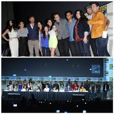 Twilight Saga Cast at Comic Con 2012.