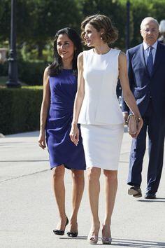 Queen Letizia of Spain Photos - Spanish Royals Meet President of Peru - Zimbio