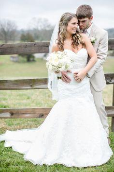 Allure Romance Style 2555 - Wedding Photography: Jo Photo // jophotoonline.com
