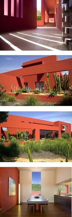 Again.. Channeling inner O'Keefe Minimalist Mexican Architecture