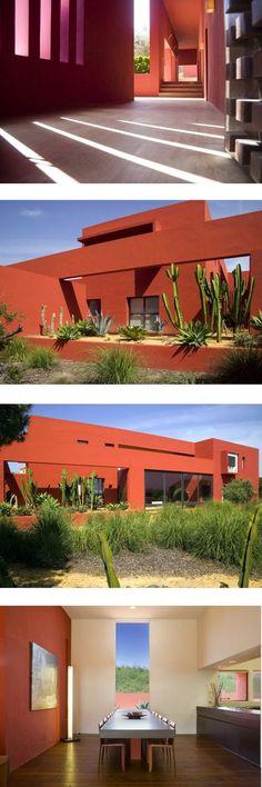 Minimalist Mexican Architecture