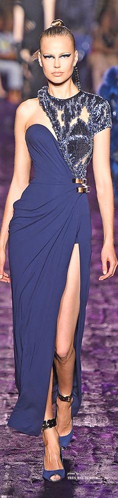 Atelier Versace Fall 2014 Couture ♔ Haute Couture Week Paris