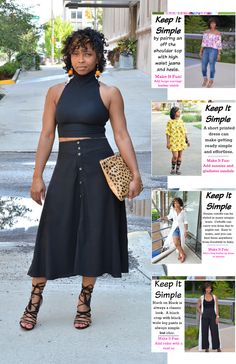 Keep It Simple, OUTFIT, OUTFIT POST, SUMMER 2015, Summer Outfit Idea, Sweenee Style