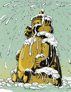 Yuko Shimizu - The Snow Machine (2002-2003) by peacay, via Flickr