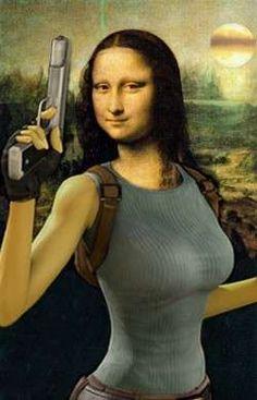 Mona visits Texas