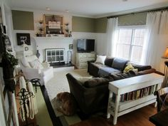 Down to Earth Style: Great Room Decorating