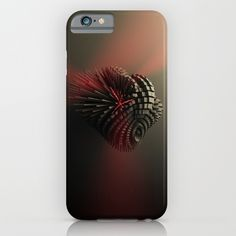 Cyborg Heart  iPhone & iPod Case