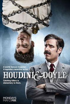Houdini and Doyle (Harry Houdini and Sir Arthur Conan Doyle) tv show.