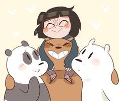 240 Best We Bare Bears Images In 2019 Caricatures We Bear