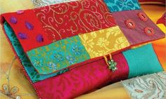 Bollywood Bag – Free Sewing Tutorial