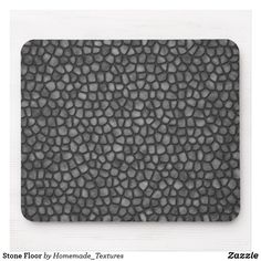 Shop Stone Floor Mouse Pad created by Homemade_Textures. Stone Floor Texture, Game Textures, Custom Mouse Pads, Stone Flooring, Personalized Stationery, Corner Designs, Diy Face Mask, Dog Design, Kids Shop