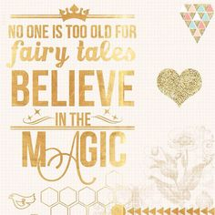 #believe in the #magic people  #quote #quotes #quoteoftheday #love #loveit #lovely #life