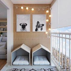 Animal Room, Dog Room Decor, Dog Bedroom, Puppy Room, Dog Spaces, Dog Area, Dog Rooms, Cat Room, Pet Furniture