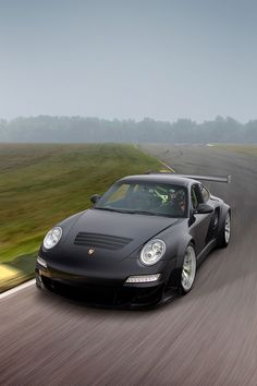Champion Motorsports Porsche 911 GT3 RSR by Clint Davis, via 500px