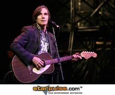 Jackson Browne's Acoustic Tour makes a stop @ the Carpenter Center on July 20th