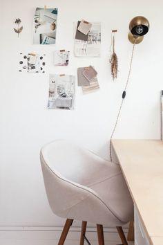 Descubre un estudio acogedor para trabajar | Inuk Home