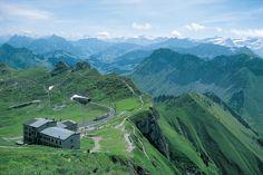 Excursie Zwitserland: Rochers-de-Naye