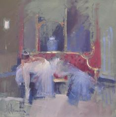 Por amor al arte: Peter Wileman Peter Wileman, Painting, Amor, Abstract Landscape, Scouts, Infancy, Scenery, Painting Art, Paintings