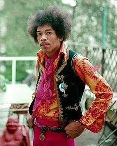 Jimi Hendrix. Please like http://www.facebook.com/RagDollMagazine and follow @RagDollMagBlog @priscillacita