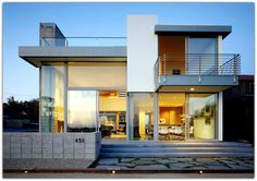 small modern house - Google Search
